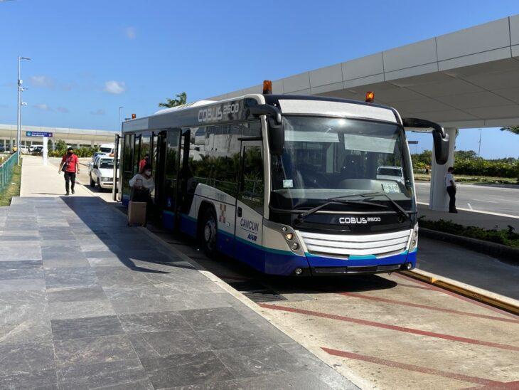 Shuttle Between Terminals