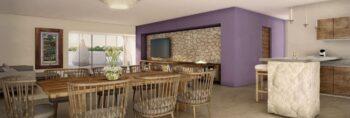 Hotel Xcaret Arte Living Room