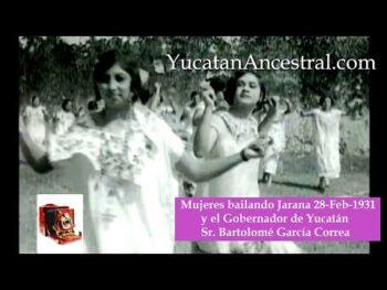 Jarana Dancers