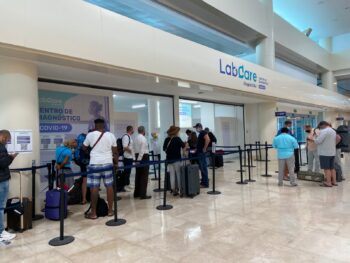 Terminal 3 Cancun Airport