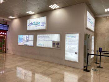 Cancun Airport Lab