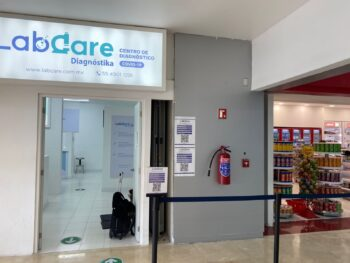 LabCare at Cancun Airport